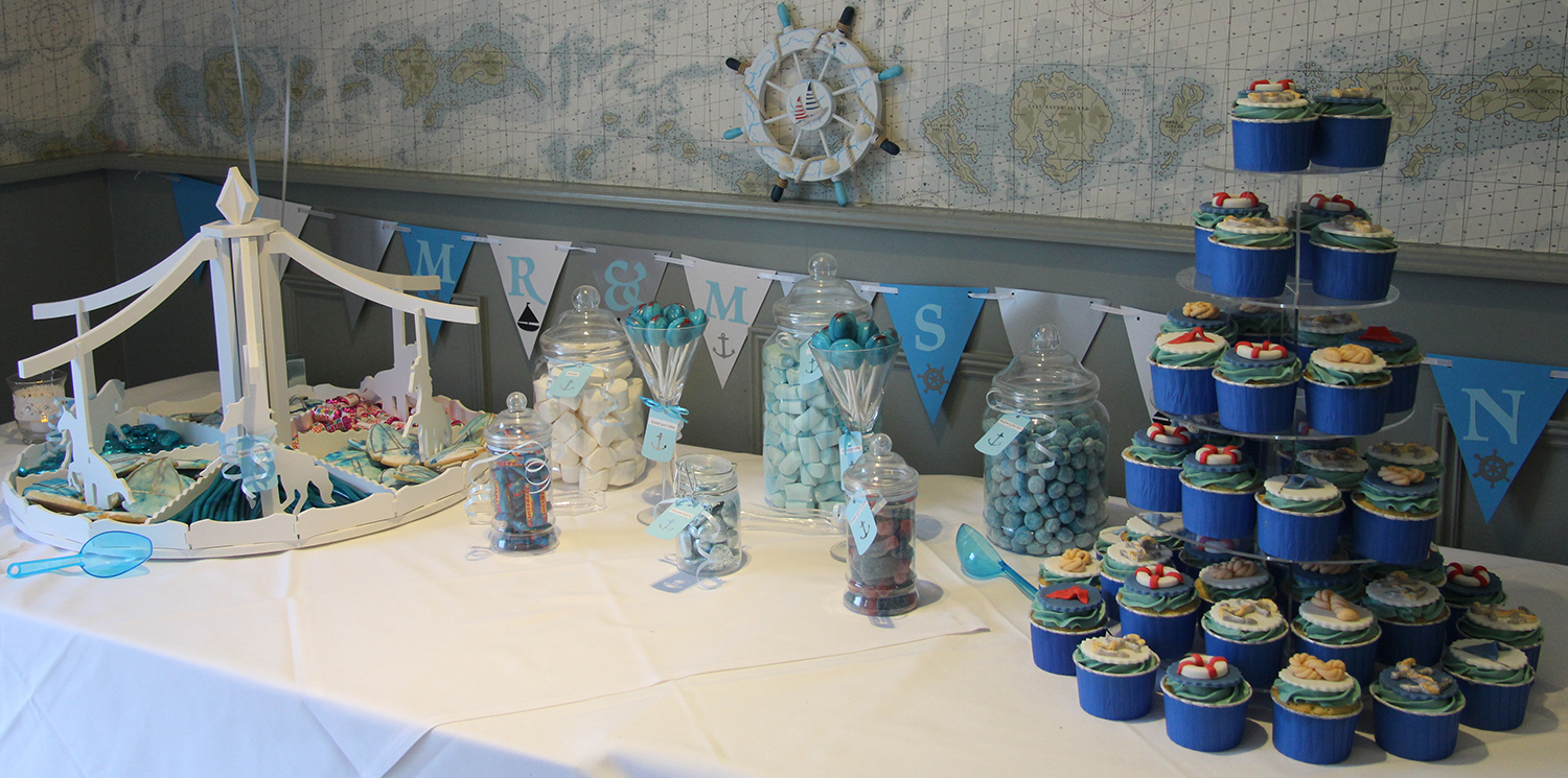 Art Décor: Feature Tables And Candy Buffets
